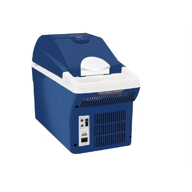 frigo elettrico tracolla caldo freddo 12v norauto 8 litri. Black Bedroom Furniture Sets. Home Design Ideas