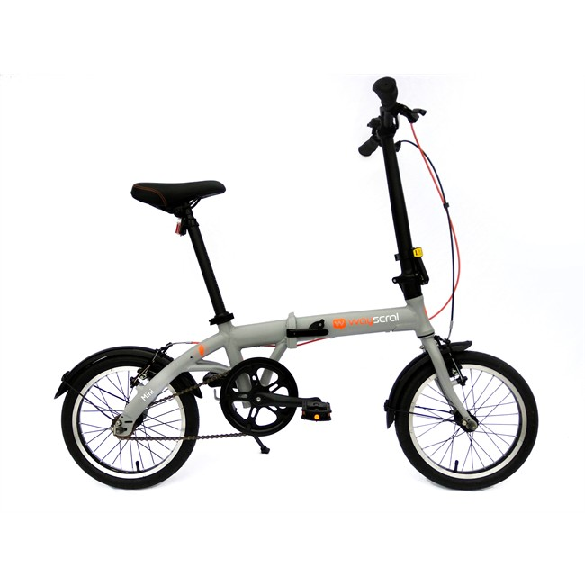 bici mini pieghevole 16 39 39 wayscral
