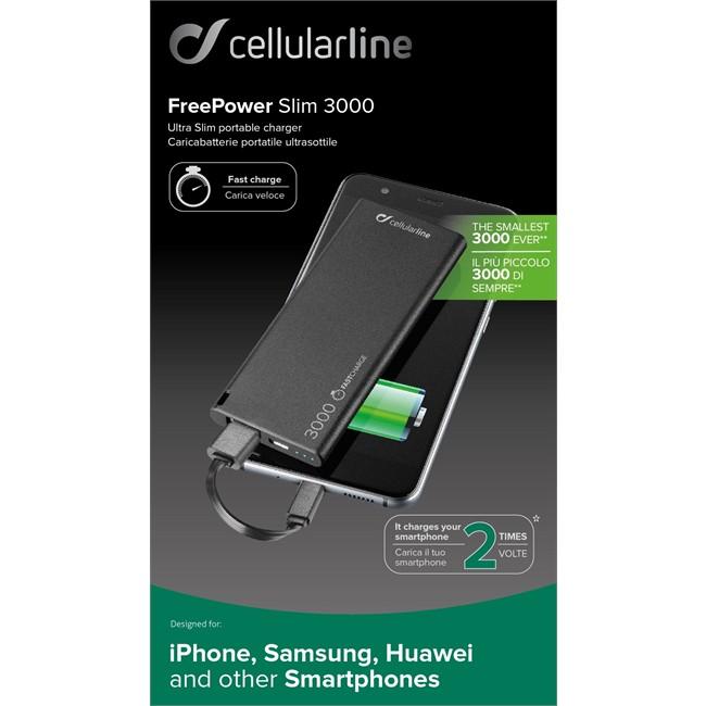 Cellular Line 3000 Mah | Mediaworld.it