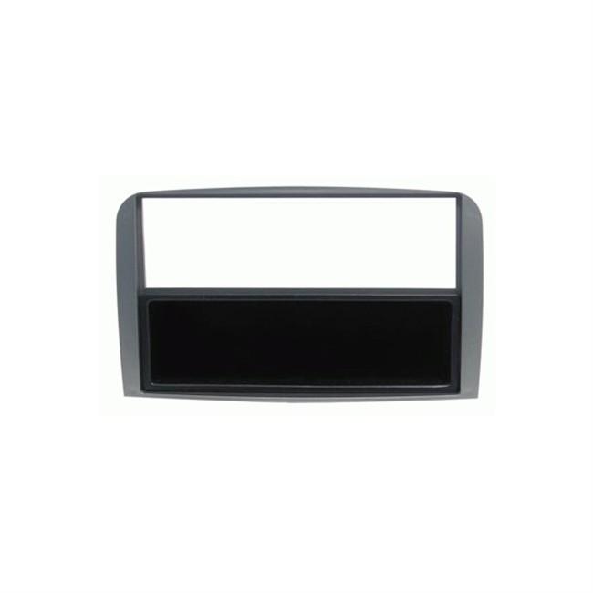 mascherina autoradio phonocar con foro iso doppio din alfa 147 e gt colore antracite. Black Bedroom Furniture Sets. Home Design Ideas