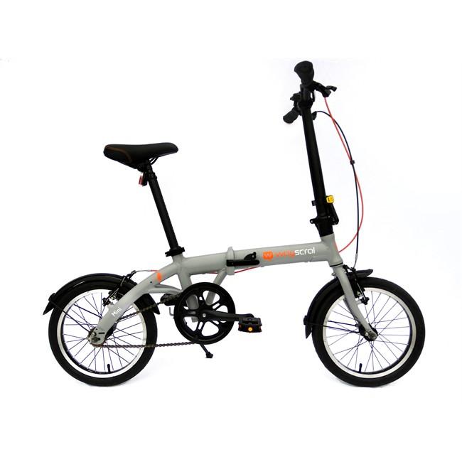 Bici Mini Pieghevole 16 Wayscral Norautoit