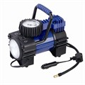 Mini compressore NORAUTO 12V LED+MANOM.
